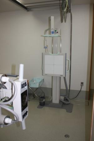 胸部X線・透視室